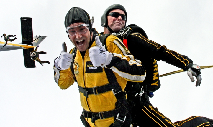 Skydiving waivers and legal issues