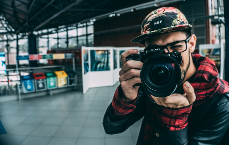 photographer model release
