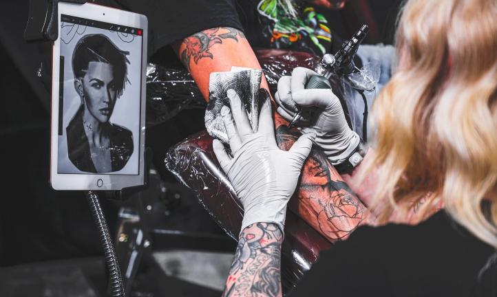 tattoo artist lawsuit