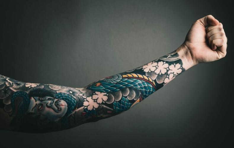 tattoo copyright explained